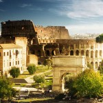Rome by foot