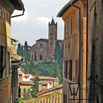 Siena from Rome Tour