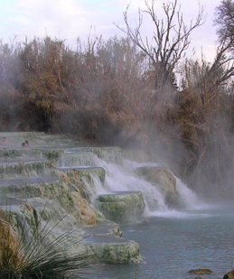 Saturnia Spa Tour Description